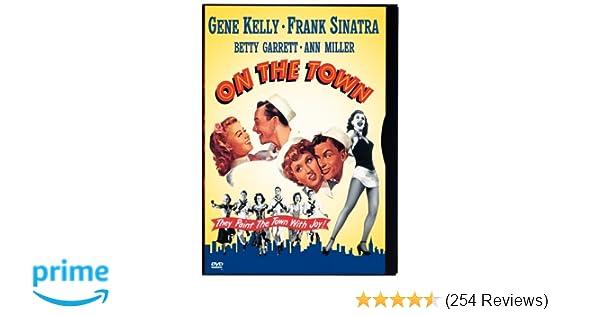 Amazon.com: On the Town: Gene Kelly, Jules Munshin: Movies & TV
