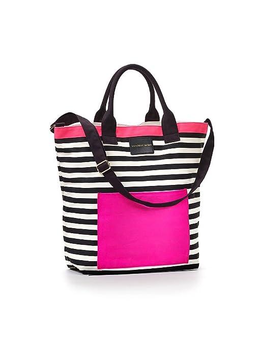 Victorias Secret - Bolsa de playa multicolor rojo, blanco ...