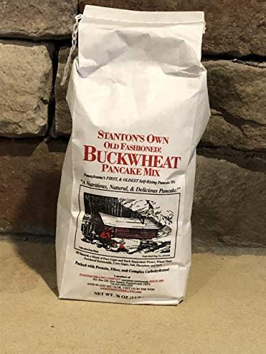 Stanton's Own Old Fashioned! Buckwheat Pancake ()