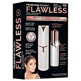 Original & Official Flawless Painless Facial Hair Remover by Finishing Touch with Gold Plated Head-Canadian Edition