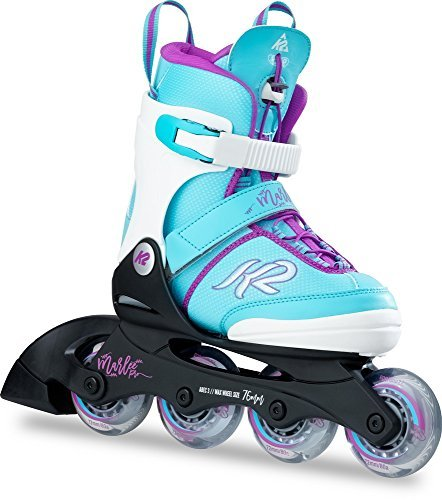 K2 Skate Marlee Pro, Blue, 4-8 for sale  Delivered anywhere in USA