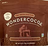Wondercocoa Pure Fat-Free Cocoa Powder, 6-Ounce Pouches (Pack of 3)