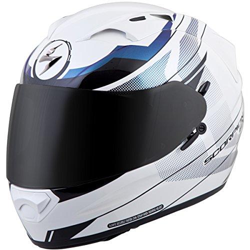 ScorpionExo EXO-T1200 Mainstay Full Face Helmet (White, Medium)