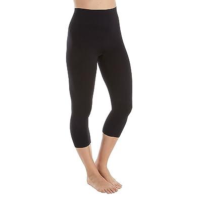 Hanes Perfect Bodywear Seamless Capri (HST007) at Women's Clothing store