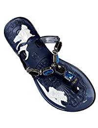OCTAVE Ladies Summer Beach Wear Flip Flops Collection Various Styles & Colours