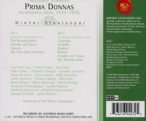 Richard Strauss: Prima Donnas