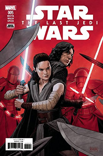STAR WARS LAST JEDI ADAPTATION #1 (OF 6) RELEASE DATE 5/9/2018 (Star Wars The Last Jedi Novel Release Date)