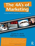 img - for The 4 A's of Marketing: Creating Value for Customer, Company and Society book / textbook / text book