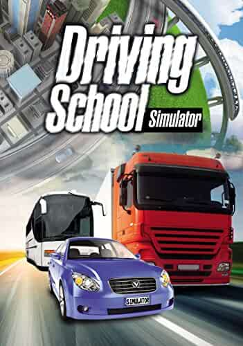 Amazon Com Driving School Simulator Download Video Games