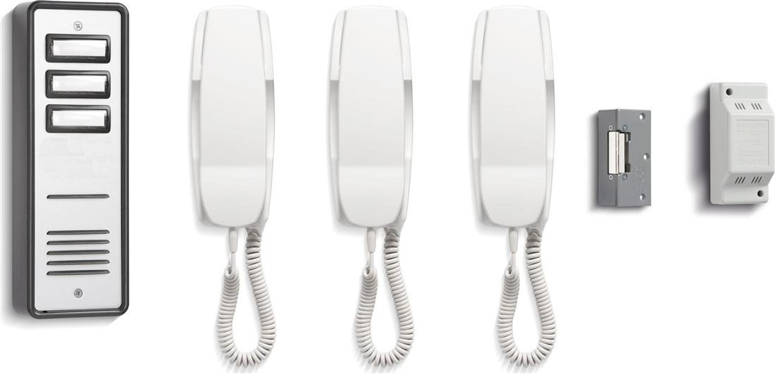 Bell 903 3 Way Audio Door Entry System Amazon Diy Tools