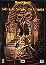 Runequest : Sous le signe du chaos par Stafford