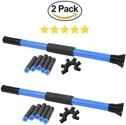 Amazon.com: 2 Juguete de tiro de dardos Ninja. Niños Niños ...