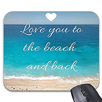 Amazon com : Beach Vacation Quotes/Funny Travel Quotes Mouse