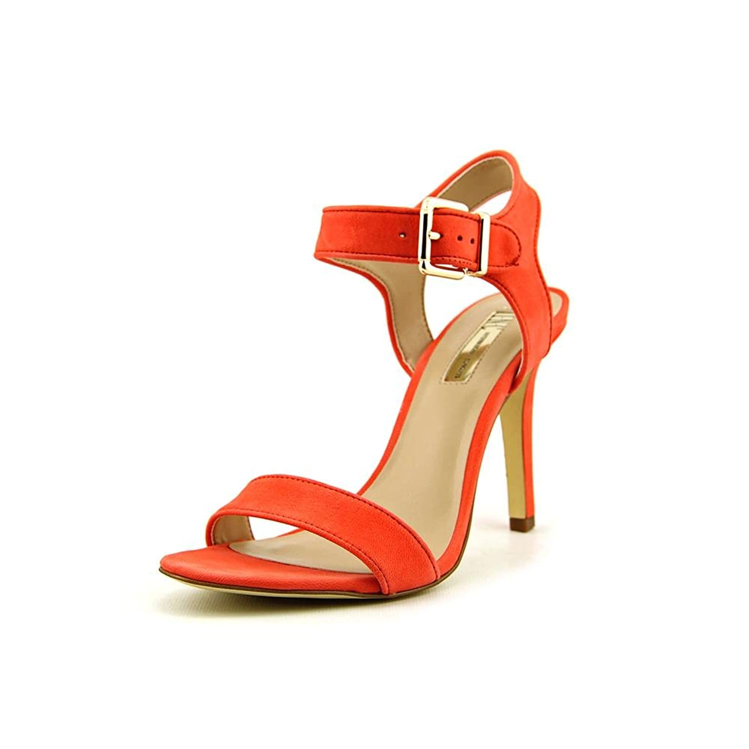INC International Concepts Women's Jemiah Sandals Orange 9.5M
