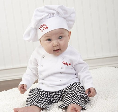 Baby Toddler Fancy Dress Chef Cook Outfit Halloween