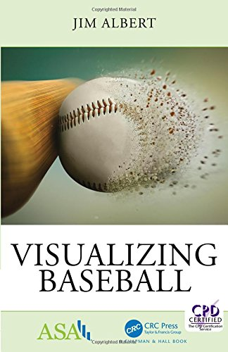 Download Visualizing Baseball (ASA-CRC Series on Statistical Reasoning in Science and Society) pdf