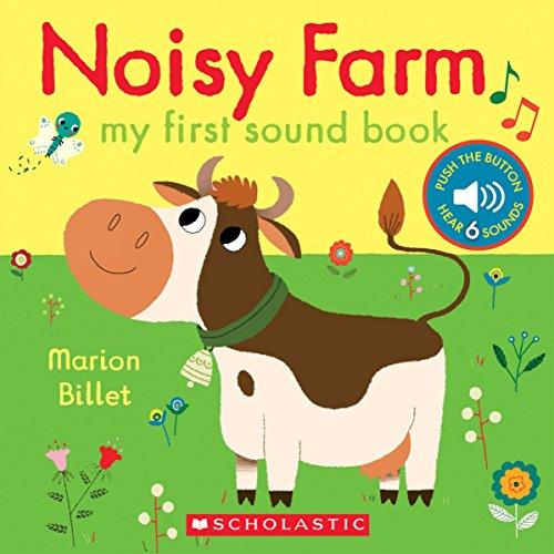 (Noisy Farm: My First Sound Book)