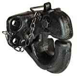20 Ton Pintle Hook - Commerical Mount - Made In U.S.A.