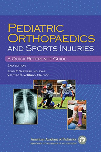 Pediatric Orthopaedics and Sport Injuries: A Quick Reference Guide Pdf