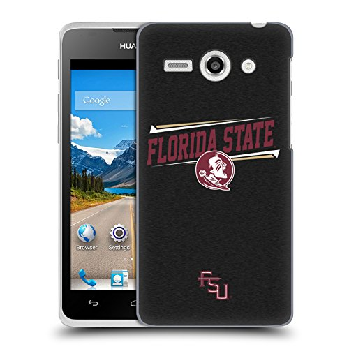 Official Florida State University FSU Double Bar Hard Back Case for Huawei Ascend Y530 / C8813