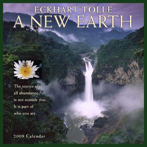 Download A New Earth 2009 Wall Calendar pdf epub