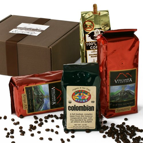 Great Coffees of the World Gift Box (45 ounce)