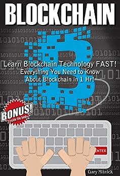 BLOCKCHAIN Learn Blockchain Technology Everything ebook product image