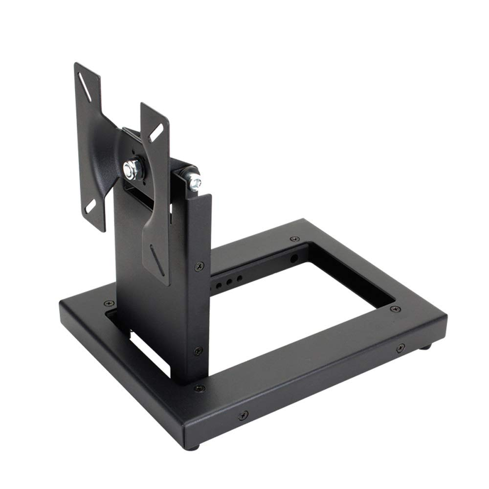 JL Display Base Bracket 12-24 Inch Touch Screen Folding LCD Monitor Bracket Universal TV Base A+ by Monitor Stand