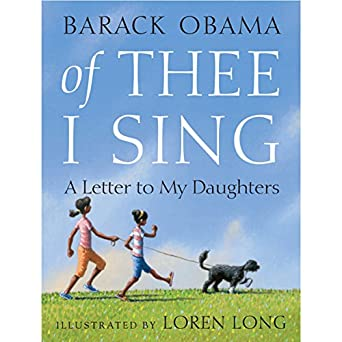 Amazon.com: Of Thee I Sing: A Letter to My Daughters (Audible