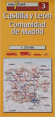Castilla y León / Comunidad de Madrid: Castilla Y Leon / Comunidad ...