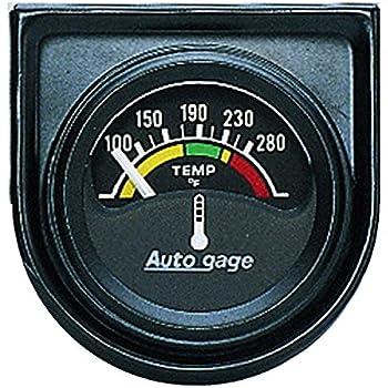 Auto Meter 3531 Sport-Comp Electric Water Temperature Gauge