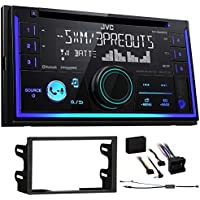 JVC Car Stereo CD Receiver w/Bluetooth/USB/iPhone/XM For 02-04 Volkswagen Jetta