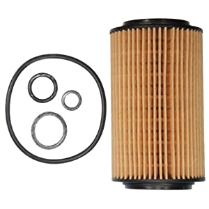MAHLE Original OX 153/7D ECO Oil Filter
