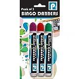 3 Pack Bingo Dabbers 12PACK