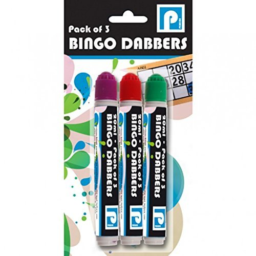 3 Pack Bingo Dabbers 12PACK by MXW