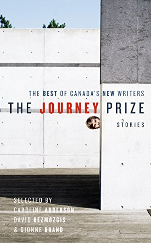 The Journey Prize Stories 19: The Best of Canada's New Writers