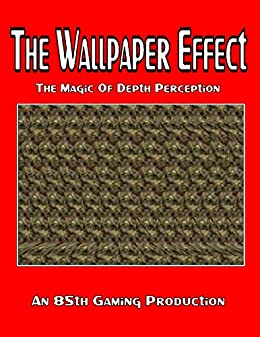 The Wallpaper Effect Autostereogram Book The Magic Of Depth