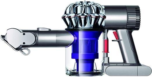 Dyson V6 Trigger + Aspiradora de Mano con 2 Funciones, 100 W, 0.4 litros, 87 Decibelios, Morado: Amazon.es: Hogar