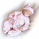 NPK Collection Reborn Baby Doll realistic baby dollsVinyl Silicone Babies 22inch 55cm Doll Newborn real baby doll Life Like Reborn Pacifier Doll