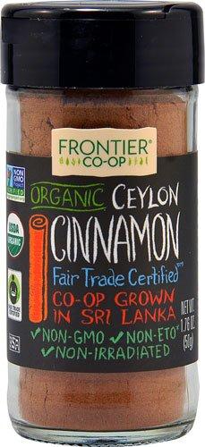 Frontier co op cinnamon