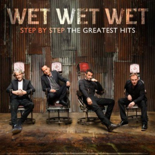 CD : Wet Wet Wet - Step By Step: Greatest Hits (CD)