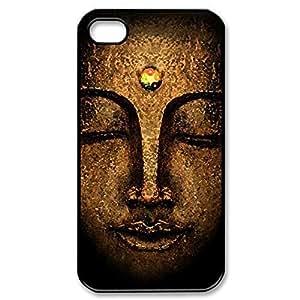 SUUER Rubber Silicone Custom Buddha Siddhartha Gautama Shakyamuni Personalized Custom Rubber Tpu CASE for iPhone 5 5s Durable Case Cover