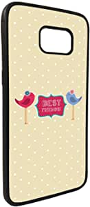 Best friends Printed Case for Galaxy S7
