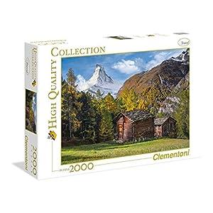Clementoni Fascination With Matterhorn Collection Puzzle 1500 Pezzi 32561