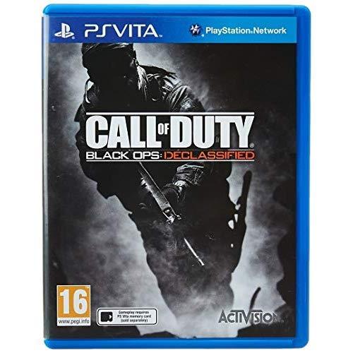 Call of Duty: Black Ops - Declassified - PlayStation Vita (Renewed) (Ps2 Games Call Of Duty Black Ops)