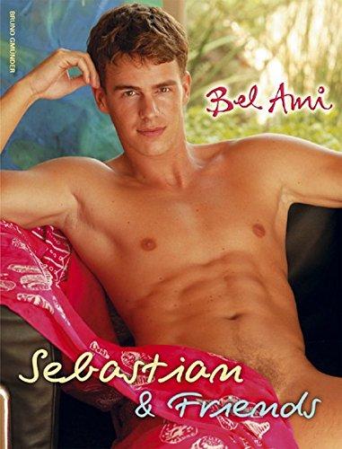 Sebastian Friends Book By Bel Ami