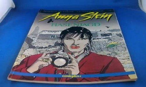 Anna Stein. Comic: Anna Stein, Bd.1, Hasenjagd