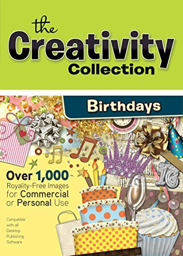 Creativity Collection: Birthdays Royalty Free Clipart PC (Computer Clip Art)