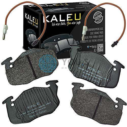 Kale Front Axle Set of Brake Pads Brake Pads: