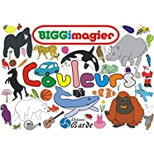 Biggimagier Couleurs: Les couleurs en images (French Edition)